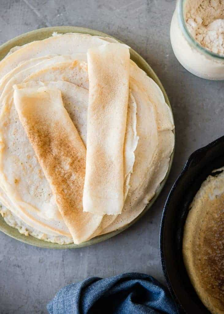 How to Make Coconut Flour Tortillas
