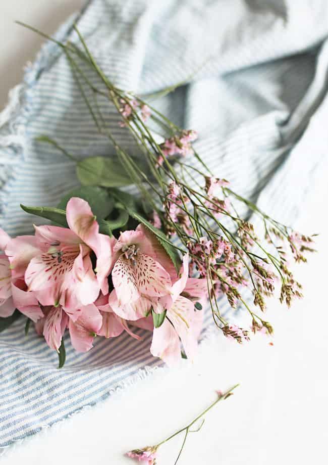 Fresh Flower Petal Perfume