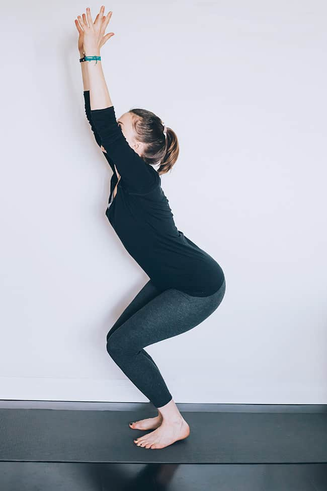 A Quickie Yoga Practice for Women on the Go