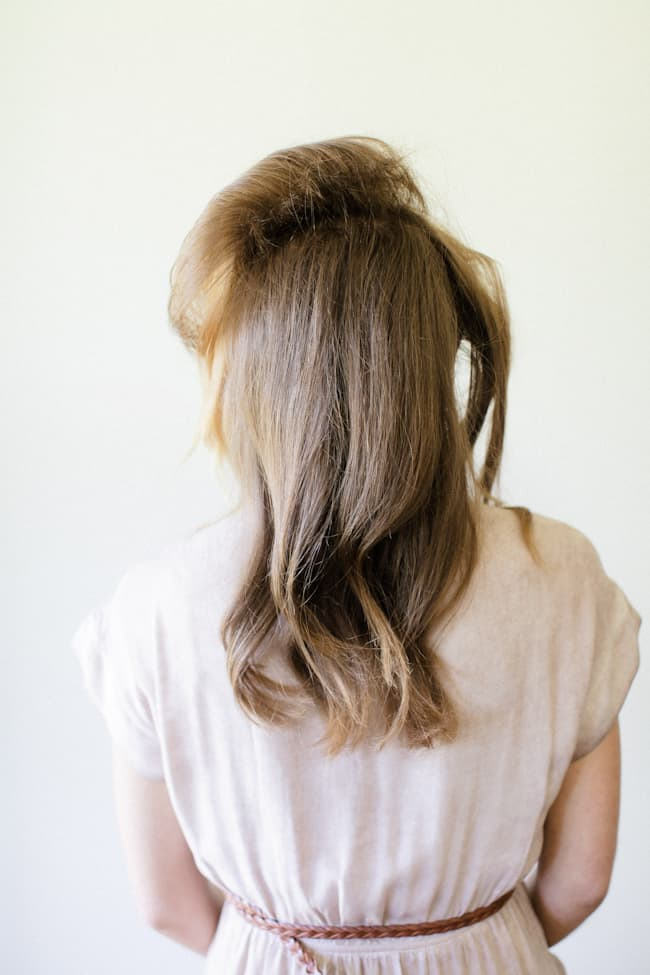 Our New Favorite Way to Add Volume to Flat Hair