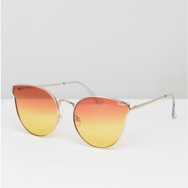 Quay Australia All My Love Tinted Lens Sunglasses