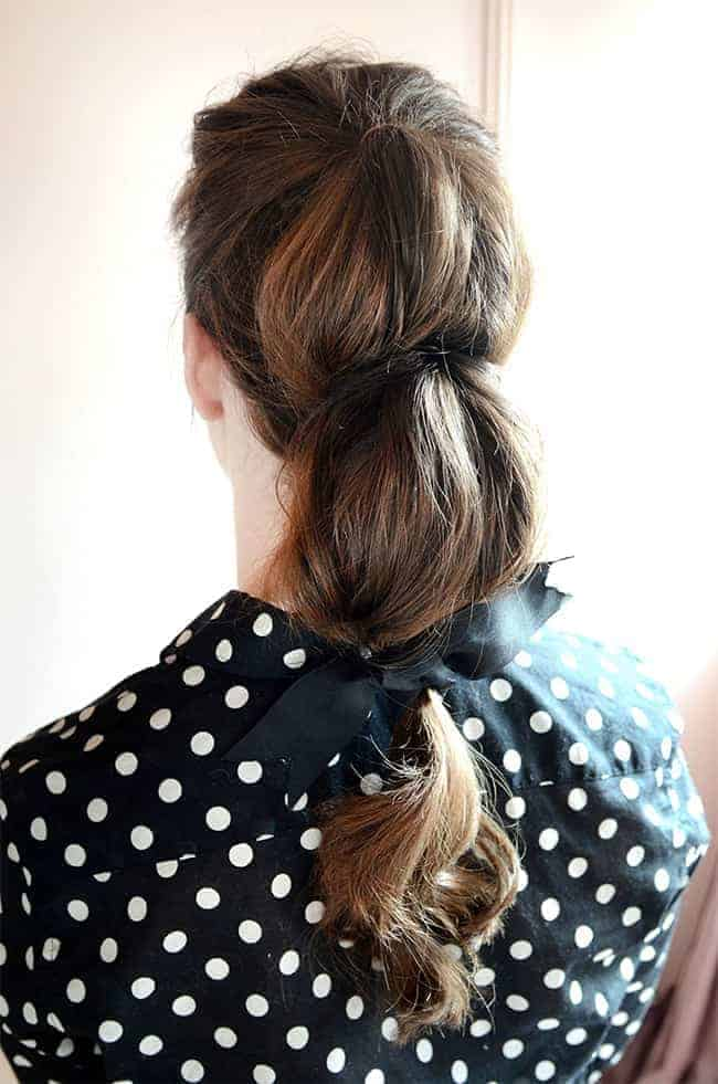 Faux Braid