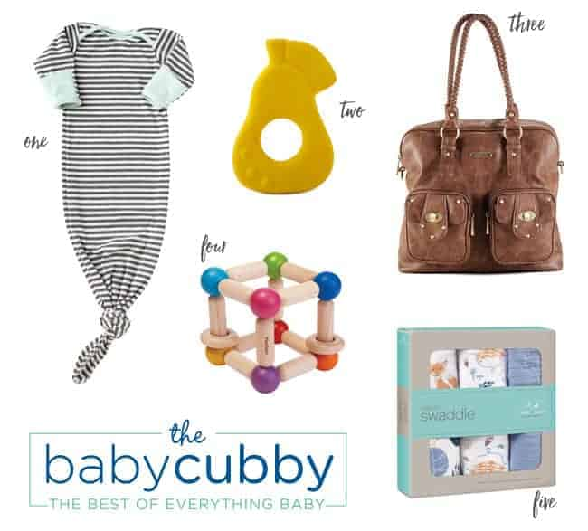 The Baby Cubby Gift Card Giveaway
