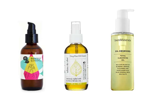 Best Cleansing Oils for Normal/Combination Skin