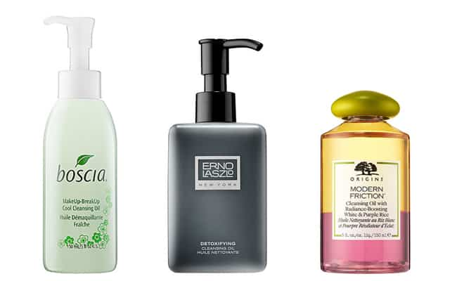 Best Cleansing Oils For Oily + Acne-Prone Skin