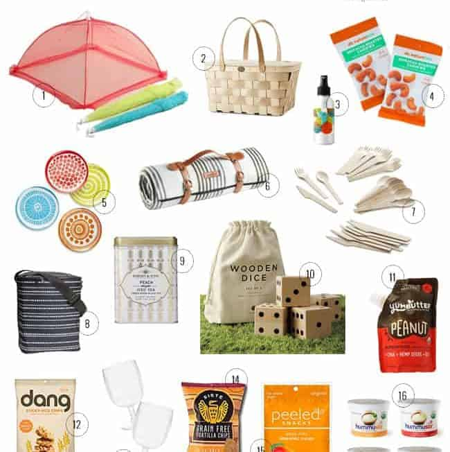 16 Picks for a Perfect Weekend Picnic