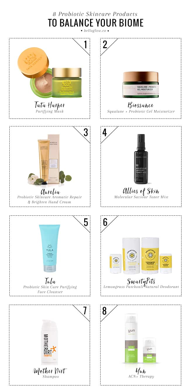 8 Probiotic Skincare Products to Balance Your Biome