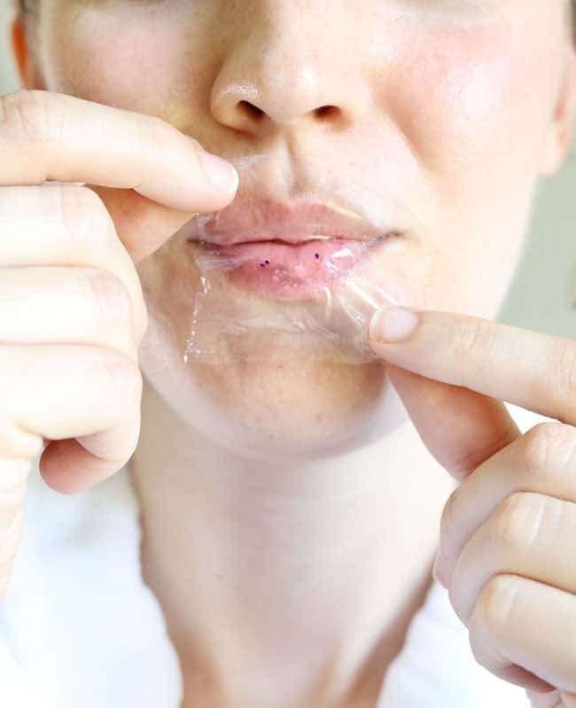Two Essential DIY Lip Masks For Parched Summer Pouts