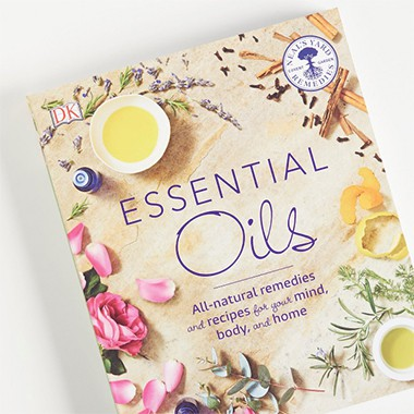 Essential Oils Book by Neal's Yard Remedies