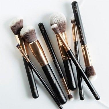 Lux Vegan Essential Brush Set
