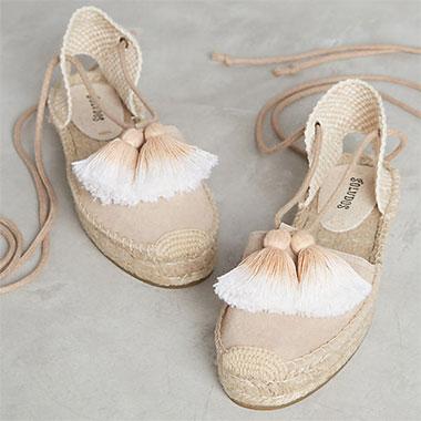 Soludos Platform Gladiator Sandals