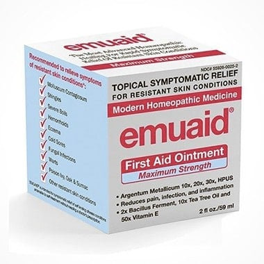Emuaid MAX Natural Pain Relief Ointment