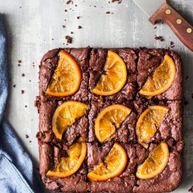 6 Healthier Ways to Get Your Brownie Fix