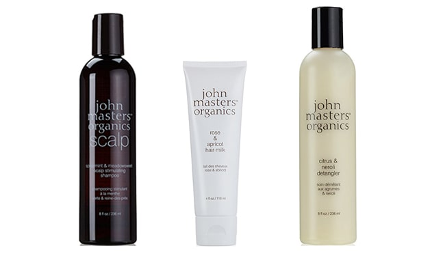 John Masters Organics hair products