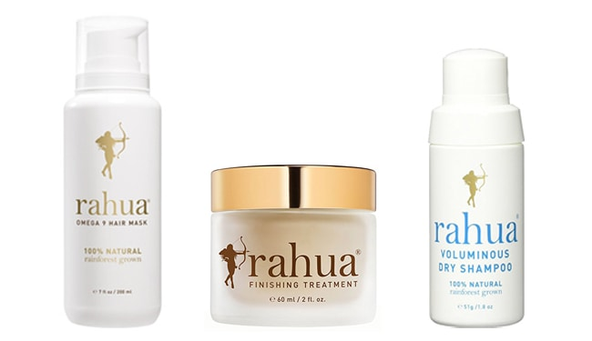 Rahua hair products
