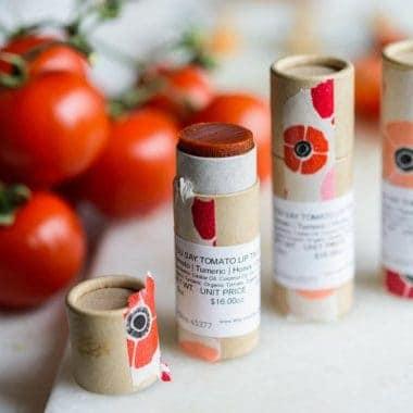 Skin Food Tomato Turmeric Lip Balm