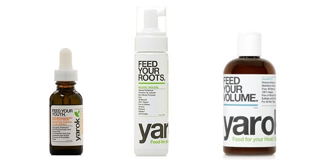 Yarok hair products