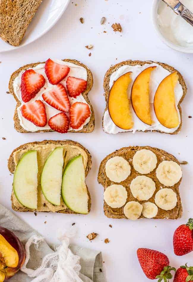 4 Metabolism-Boosting Fruit Toast Recipes