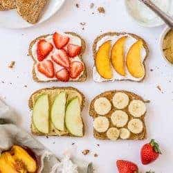 4 Metabolism-Boosting Fruit Toast Recipes For Summer