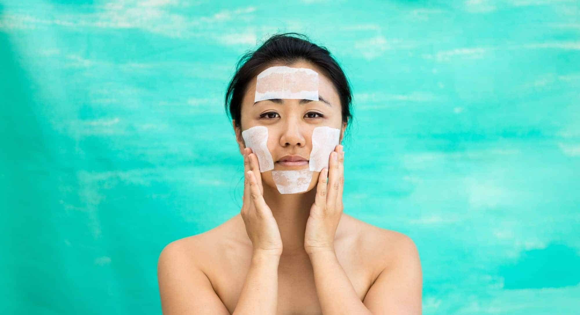 Korean-Inspired DIY Sheet Mask from Thrive Market