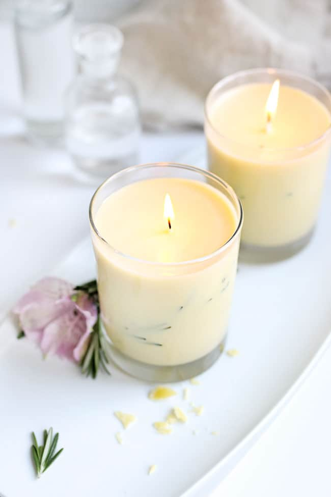 How to Make Beeswax Candles