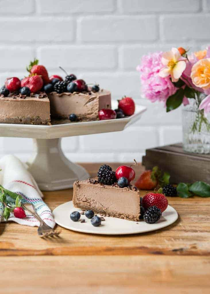 Maclay's Mexican Cheesecake