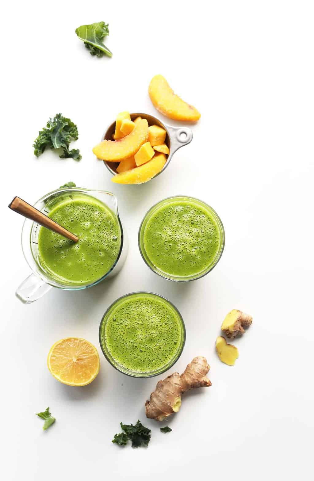 Whole Foods Kale Smoothie