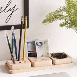 6 Pretty Ways to Fight Clutter + Get Organized