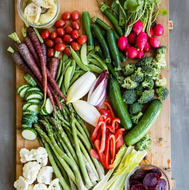 A Nutritionist's Advice for Starting a More Plant-Based Lifestyle