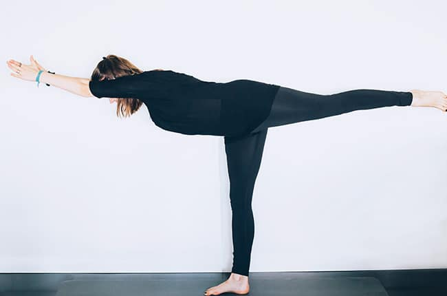 5 Strong Yoga Poses to Increase Muscle and Burn Fat