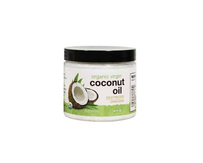 Coconut Oil Face Cleanser
