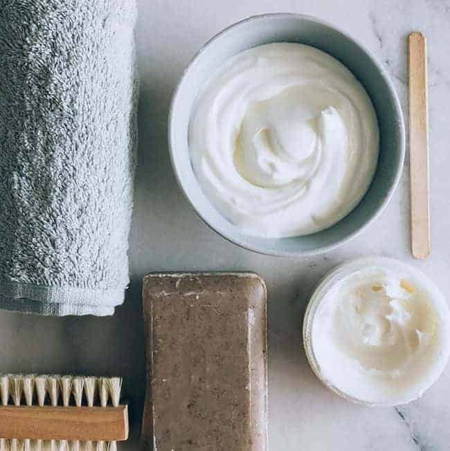 How to Make Body Butter with 2 Ingredients