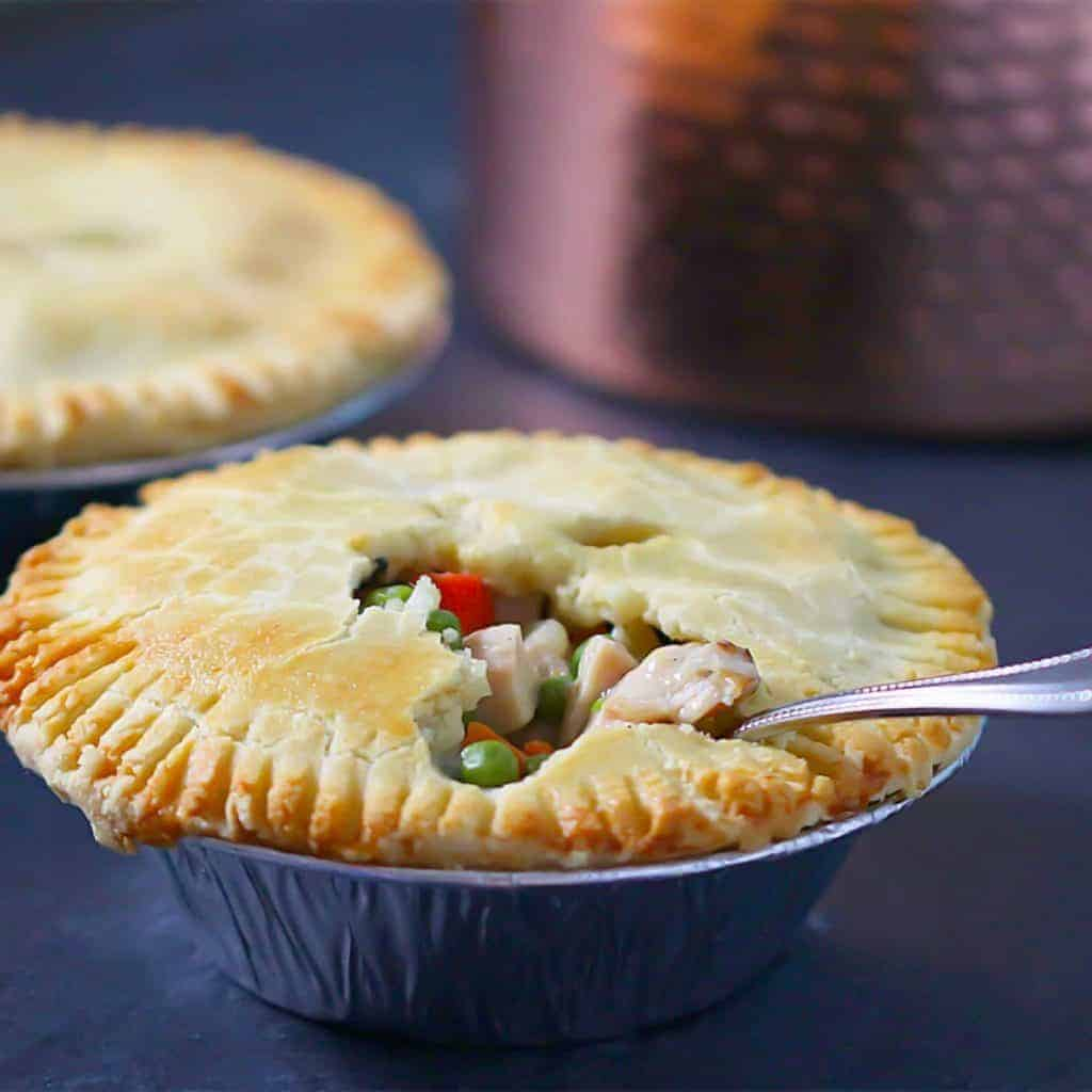 Grain-Free Pot Pie - Lila Ruth Grain Free