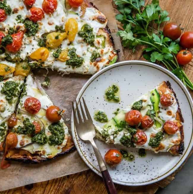 How to Make Socca, a Naturally Grain-Free + Gluten-Free Flatbread