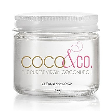 Coconut Oil for Hair & Skin By COCO&CO