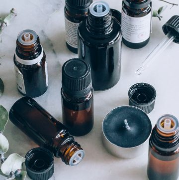 Essential Oils when you're stressed