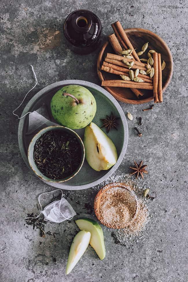 Celebrate Fall With This Swoon-Worthy Chai Pear Sugar Scrub