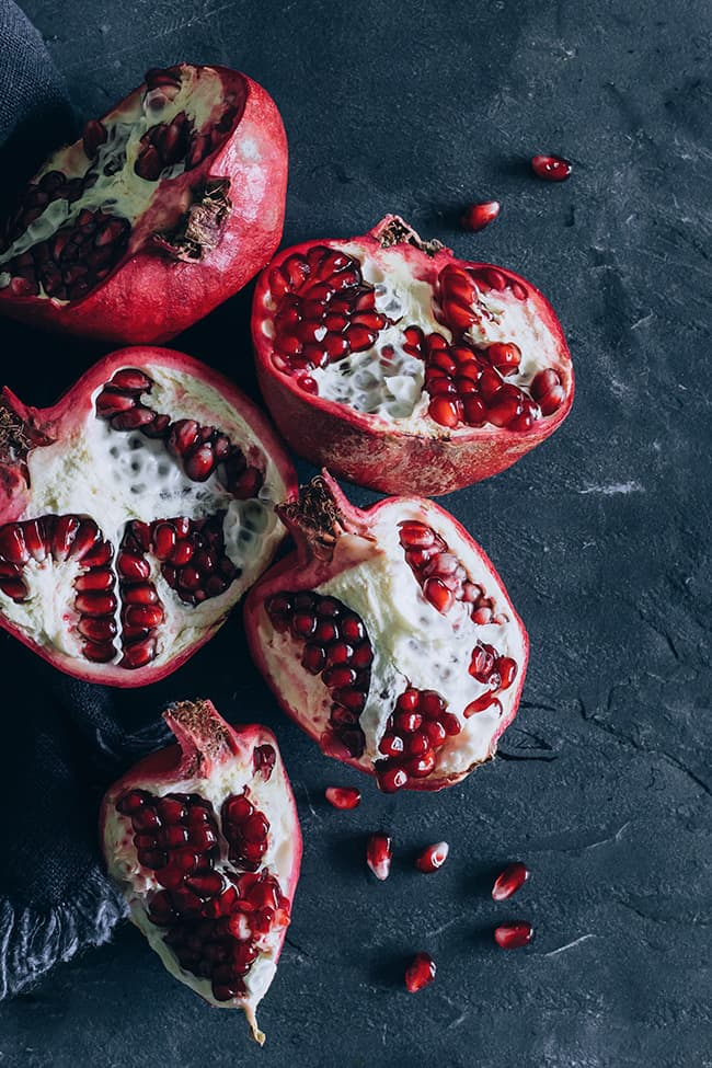 Antioxidant Pomegranate Power Elixir
