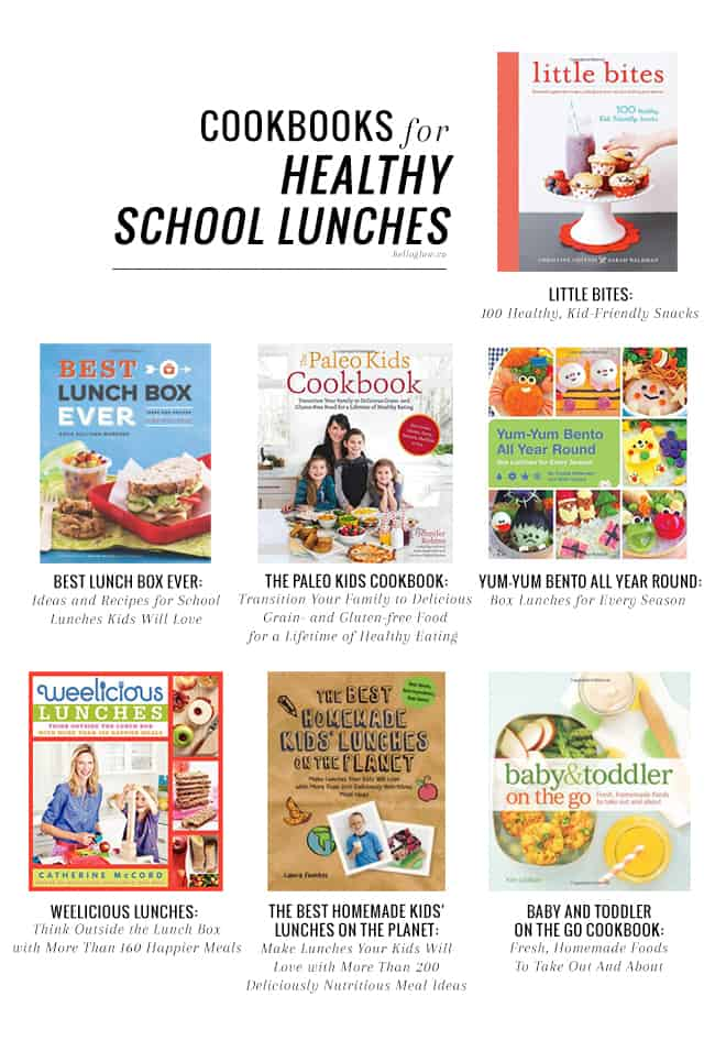 Our Ultimate Guide to (Healthy!) School Lunches