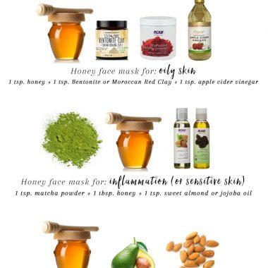 5 Best Honey Face Masks For Every Skin Type