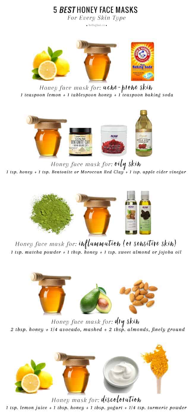 5 best honey face masks for every skin type hello glow undefined solutioingenieria Images