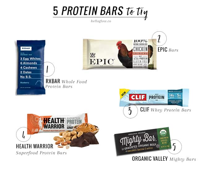 Read This Before You Buy Your Next Protein Bar