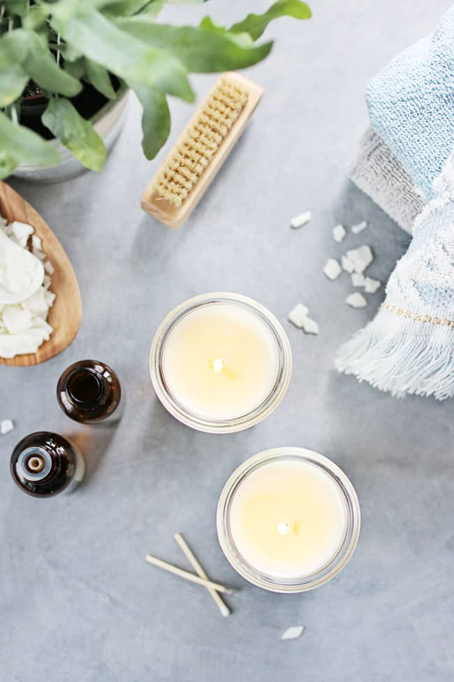 We'll show you how to make tranquil, soothing, yummy smelling DIY massage candles to have a massage at your fingertips any time you want.