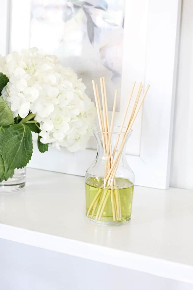 Reed Diffuser | 7 DIY Ways to Make Your House Smell Amazing