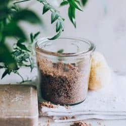 Triple Coconut DIY Body Scrub