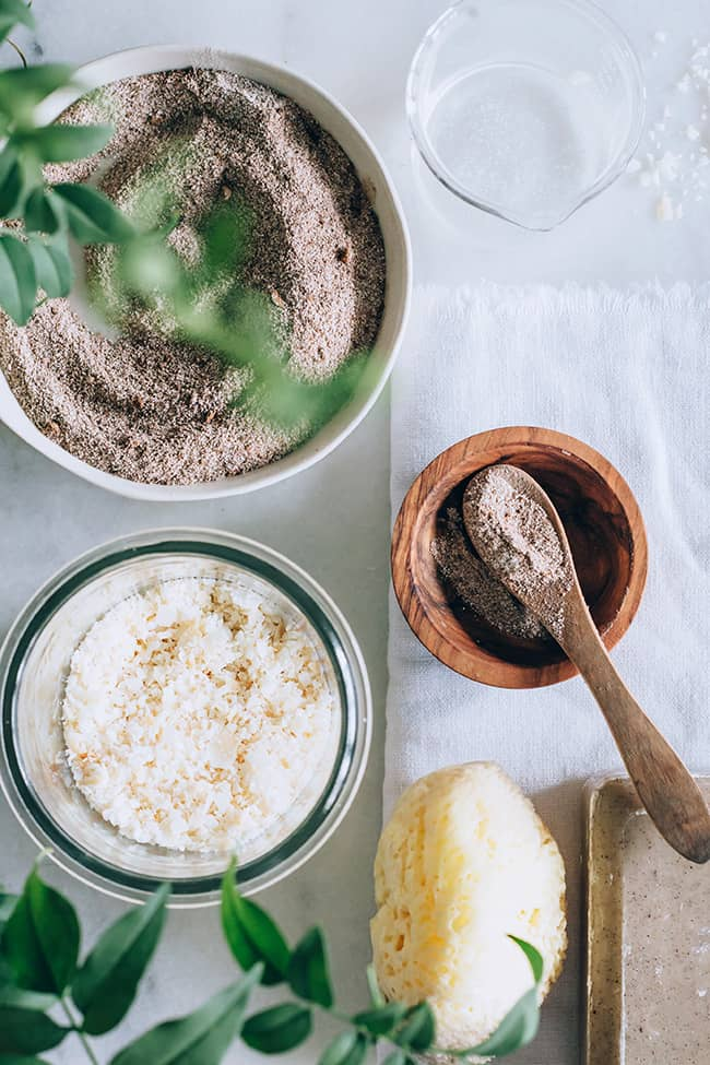 Coconut Sugar Scrub Recipes