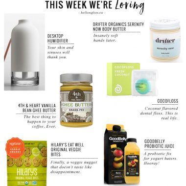 You Need This Natural Floss In Your Life + 5 More Things We're Loving This Week