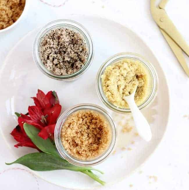 3 Holiday Sugar Scrubs Perfect for Gift Giving
