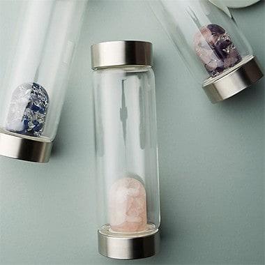 VitaJuwel ViA Wellness Gem-Water Bottle