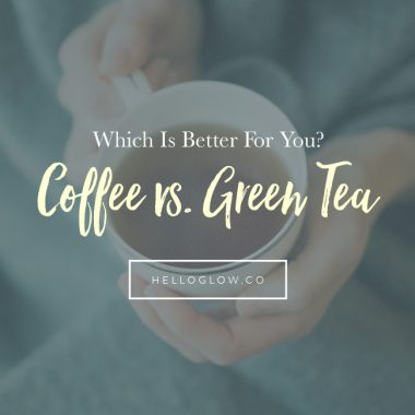 A Nutritionist Answers: Which Is Better, Coffee or Green Tea?